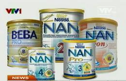 Tự ý tăng giá sữa, Nestle bị tuýt còi