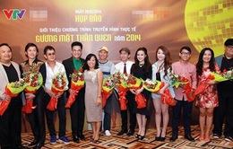 Cha con Hoài Linh cùng tham gia Gương mặt thân quen 2014