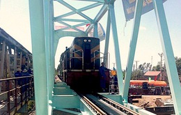 Quảng Trị khánh thành 7 cầu đường sắt Bắc- Nam