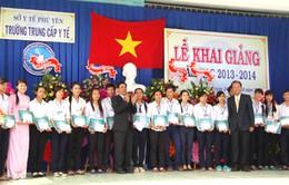 Thành lập Trường Cao đẳng Y tế Phú Yên