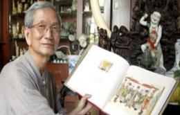 Ra mắt tập sách Đại lễ phục Việt Nam thời Nguyễn (1802-1945)