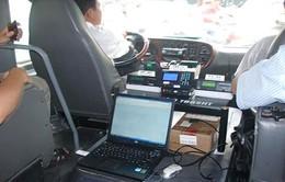 Từ 1/3, bắt đầu giám sát hành trình 50.000 ô tô