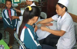 Khó khăn công tác y tế trường học ở Thừa Thiên Huế