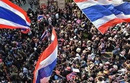Người biểu tình tuyên bố ngừng chiếm đóng Bangkok