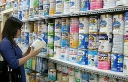 Bộ Tài chính có thể áp giá trần với mặt hàng sữa