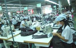 Tháng 2, xuất khẩu dệt may tăng 44,9%