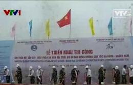 Thi công gói thầu số 1 dự án đường cao tốc Đà Nẵng - Quảng Ngãi