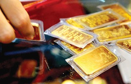 Giá vàng SJC tăng 100.000-150.000 đồng/lượng