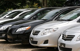 Doanh số bán ô tô tháng 2 tăng 72%