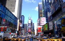 New York trở thành trung tâm tài chính số 1 thế giới