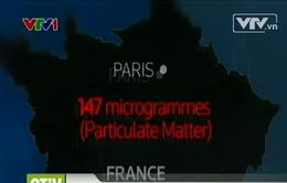 Ô nhiễm khí thải từ xe hơi ảnh hưởng tới kinh tế Pháp