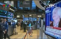 Phản ứng của các thị trường tài chính với quyết định của FED