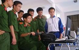 Ngày 15/4: Hạn cuối đăng ký sơ tuyển vào khối trường Quân đội