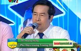 Chỉ tiêu tuyển sinh và cơ hội việc làm của Trường ĐH Dầu khí Việt Nam