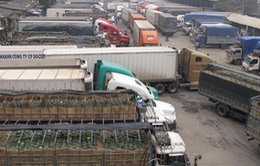 Nông sản ùn tắc tại cửa khẩu Tân Thanh: Có thể kéo dài thêm 5-7 ngày