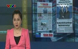 Báo chí toàn cảnh ngày 30/3/2014