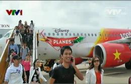 VietJet Air tung 40.000 vé khuyến mại nhân dịp mở đường bay mới