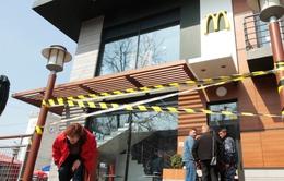 McDonald ngừng kinh doanh tại Crimea