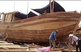 Đà Nẵng hỗ trợ ngư dân đóng tàu công suất lớn