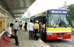 Hà Nội tăng giá vé xe bus từ 1/5