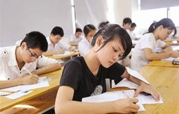 Môn Ngoại ngữ: Tính giờ làm bài, thu bài từng phần thi