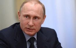 Tổng thống Putin: Có thể cải thiện quan hệ Nga - Phương tây