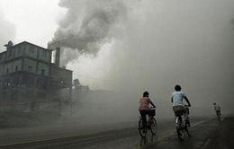 1/5 diện tích đất ở Trung Quốc bị ô nhiễm