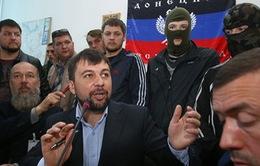 Ukraine: Người biểu tình không chịu nhân nhượng
