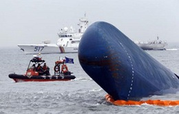 Hàn Quốc cân nhắc chọn địa điểm chìm phà là khu thảm họa đặc biệt