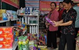 Hàng Việt chiếm lĩnh thị trường nông thôn