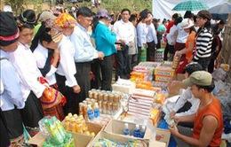 70% người dân nông thôn mua sắm theo truyền miệng