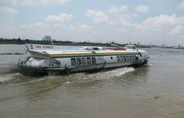 Bộ Giao thông kiến nghị dừng hoạt động tàu cánh ngầm tuyến TP.HCM - Vũng Tàu
