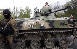 Ukraine tái áp dụng nghĩa vụ quân sự bắt buộc