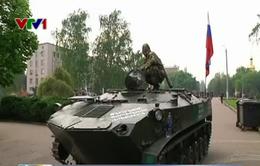 Ukraine mở chiến dịch tái chiếm Slavyansk