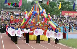 Xúc động và hào hùng lễ diễu binh kỷ niệm 60 năm chiến thắng Điện Biên Phủ