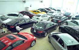 Tháng 4, lượng ô tô nhập khẩu ước đạt khoảng 5.000 chiếc