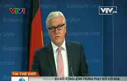 EU không muốn gây chiến tranh kinh tế với Nga