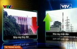 Miền Nam tiếp tục tiếp nhận điện từ miền Bắc và miền Trung