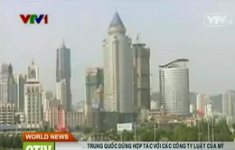 Trung Quốc dừng hợp tác với các công ty luật của Mỹ