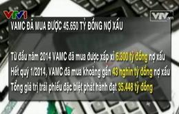 VAMC đã mua được 45.650 tỷ đồng nợ xấu