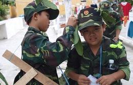 Đà Nẵng tổ chức lễ xuất quân học kỳ trong quân đội