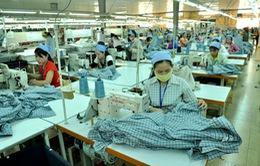 Nâng tỷ lệ nội địa hóa ngành dệt may lên 55% vào năm 2015
