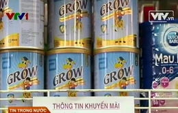 Nhiều mặt hàng sữa tại Gia Lai vẫn chưa giảm giá