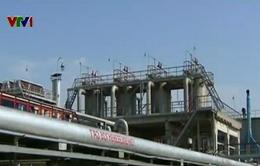 Nga ngưng cung cấp khí đốt cho Ukraine