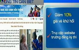 Tư vấn tiết kiệm dành cho sỹ tử tại Thủ đô Hà Nội