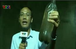 Hơn 600 hộ dân chung cư Nam Đô đóng tiền nước sạch mua... nước bẩn