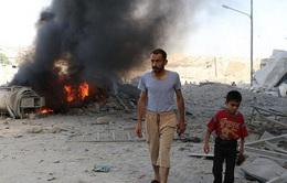 Syria: Đánh bom xe làm 90 người thương vong