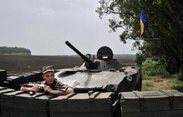 Ukraine giành lại kiểm soát khu vực biên giới