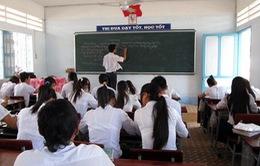 Thí điểm giảng dạy môn Khoa học và Toán bằng tiếng Anh