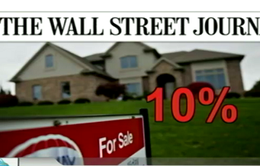 Thị trường nhà đất Mỹ không dành cho người yếu tim